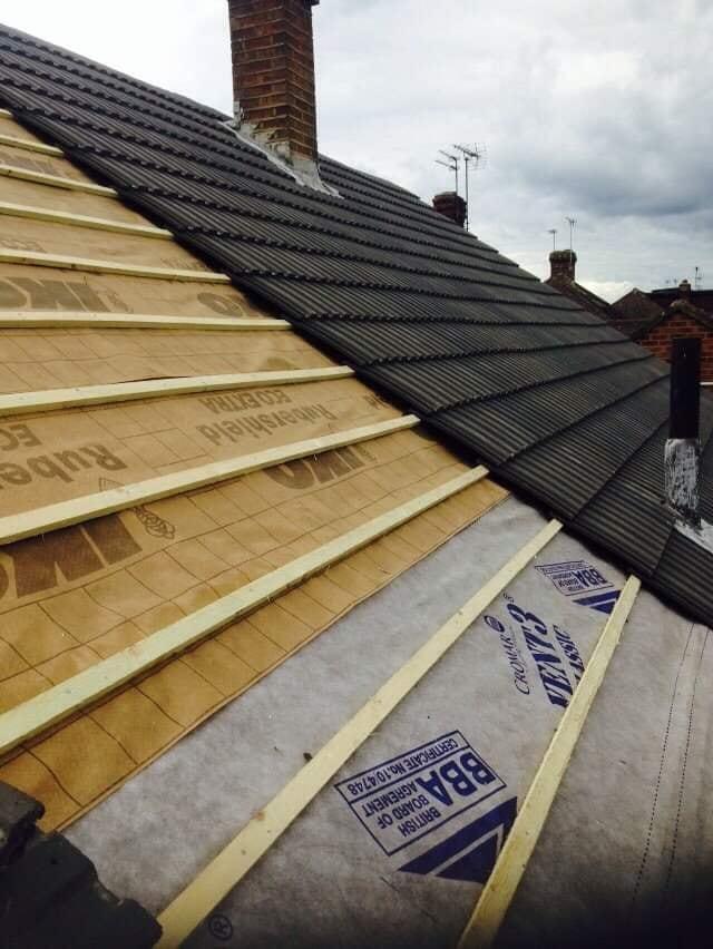 Roofing Dublin 8