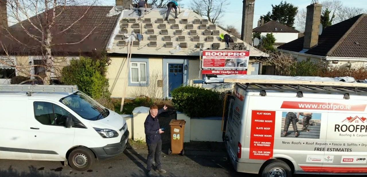 Roofing Lucan