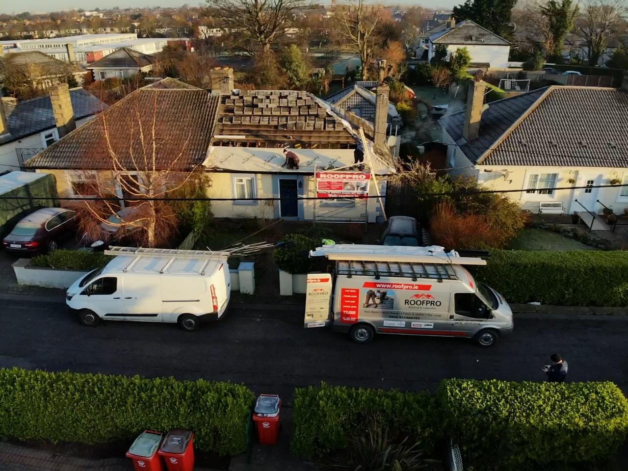 Roofers Sandyford