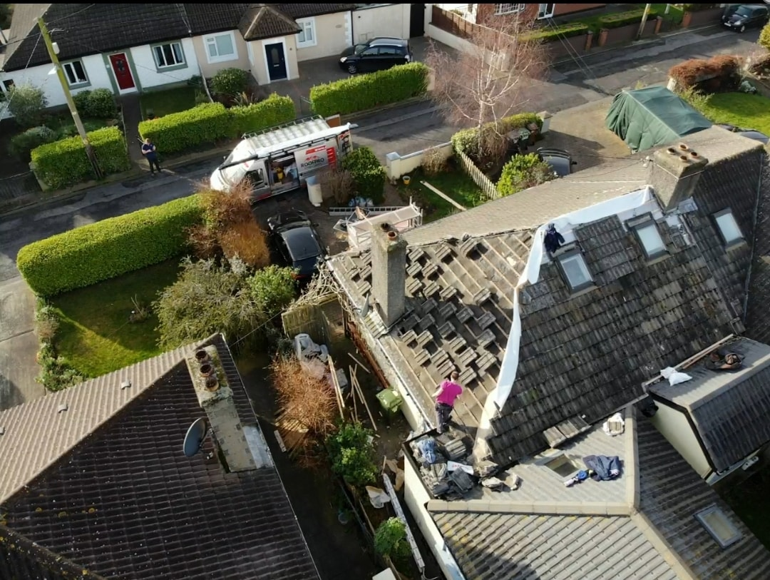 Roofers South Dublin