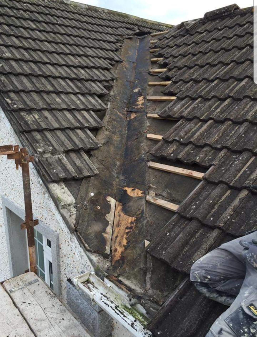 Roof Valley Repairs Sandyford