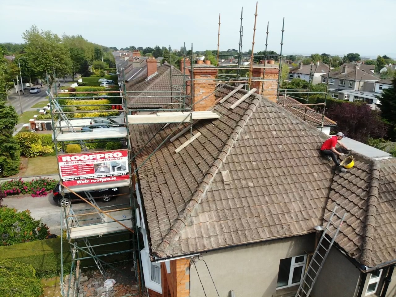 Roofers Dublin 4