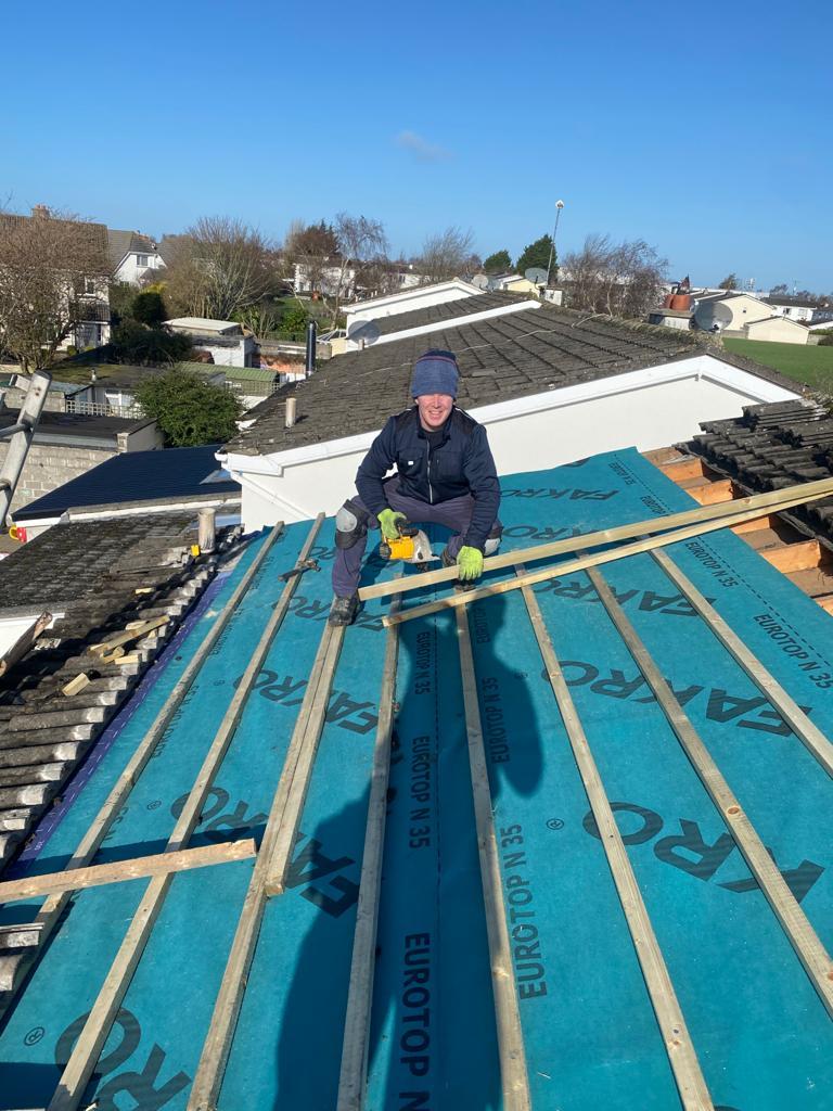 Blackrock roofing repair
